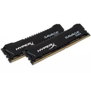 DDR4 32GB(2X16GB) 2400MHZ KINGSTON HYPERX FURY BLACK