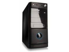 Case Atx ITPB8816 VIC pure Black 500W ITEK USB 3.0